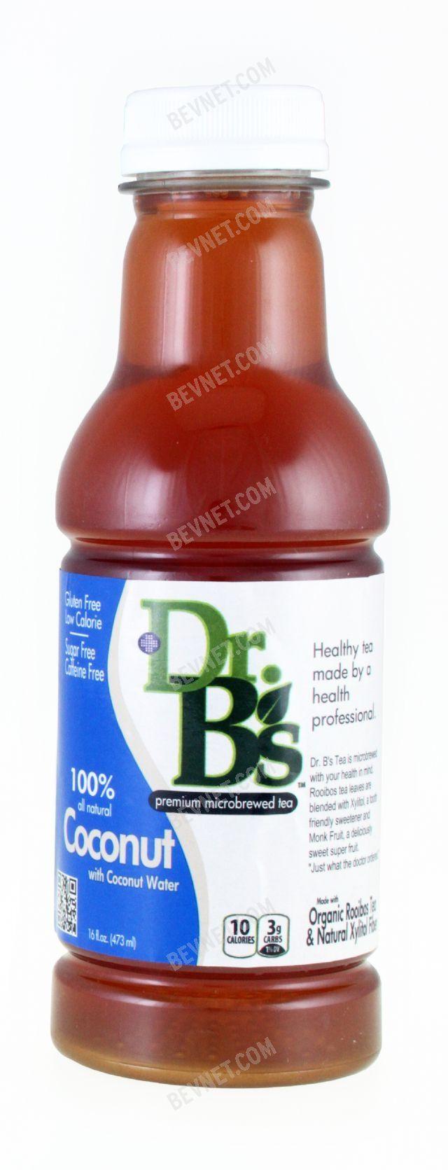 Dr.B's Teas: