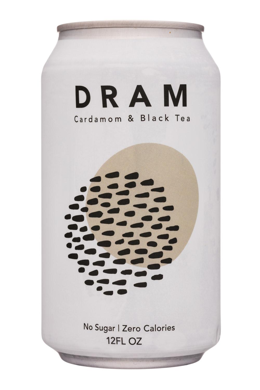 Cardamon & Black Tea