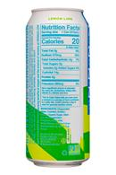 Livewell-16oz-O2-NatRecovery-LemonLime-Facts
