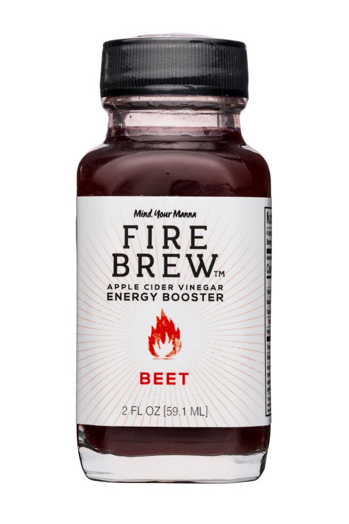 Drink Fire Brew: FireBrew-2oz-ACV-Beet-Front