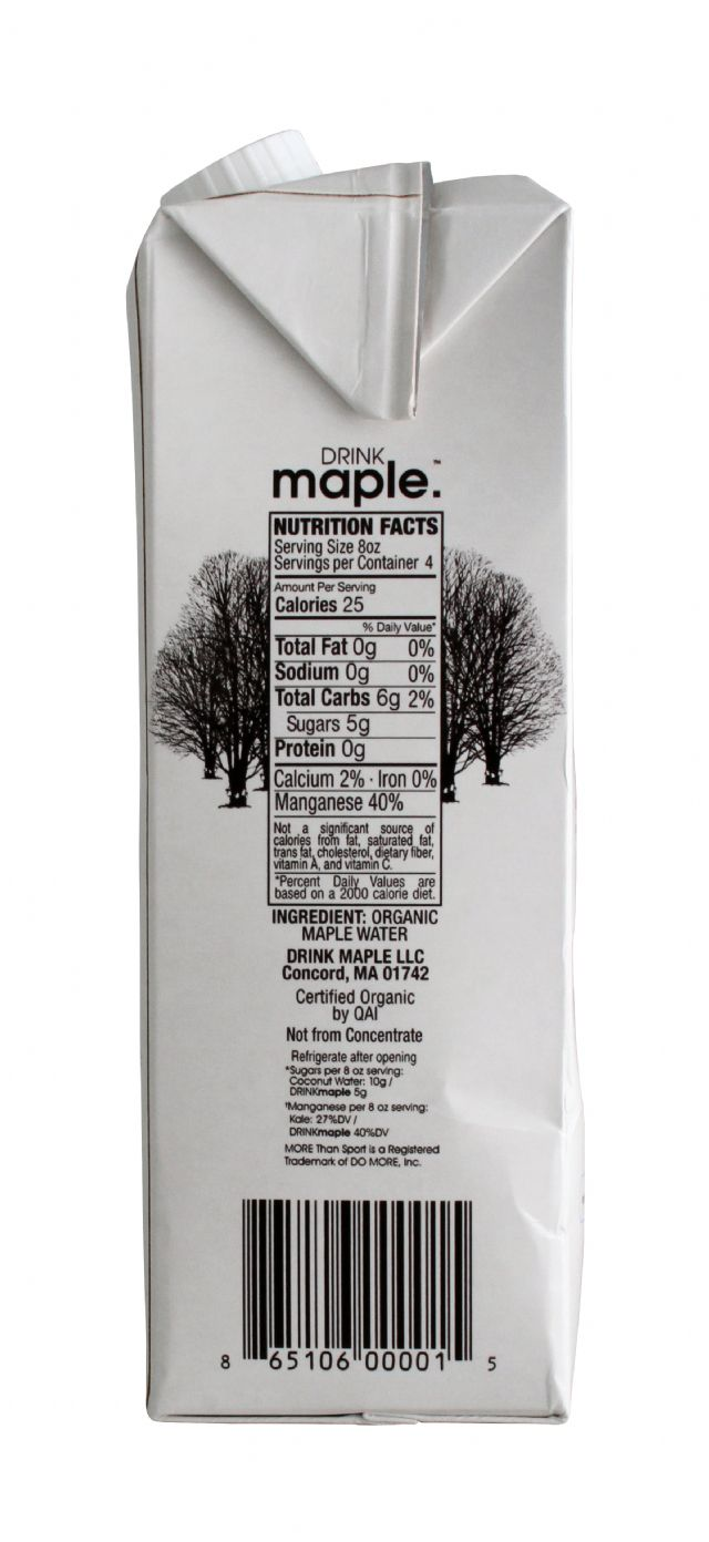 Drink Maple: DrinkMaple 32 Facts