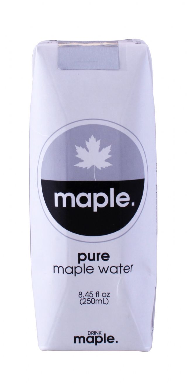 Drink Maple: Maple Front