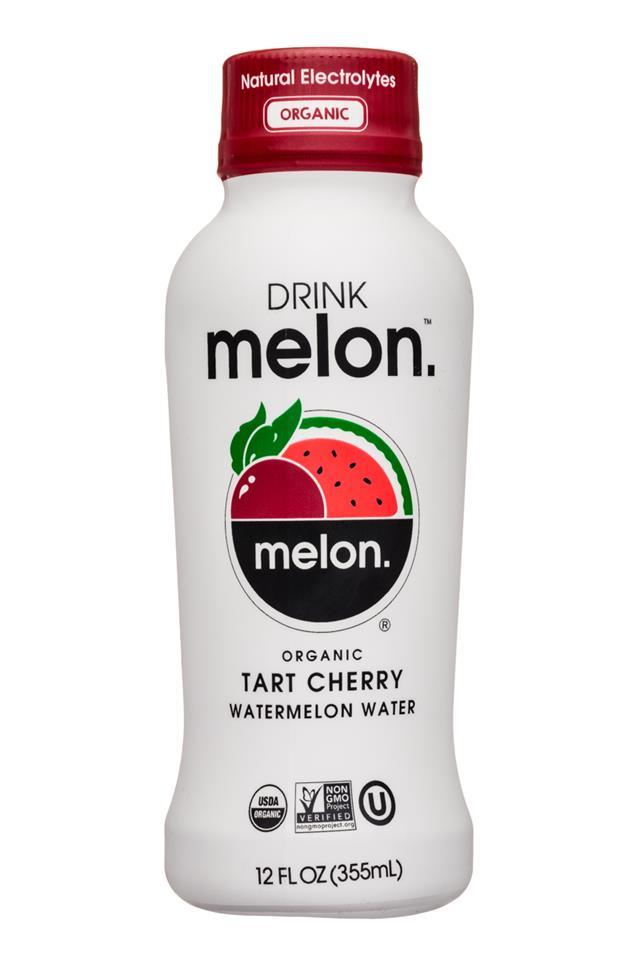 Drink Maple: DrinkMaple-12oz-Melon-TartCherry-Front