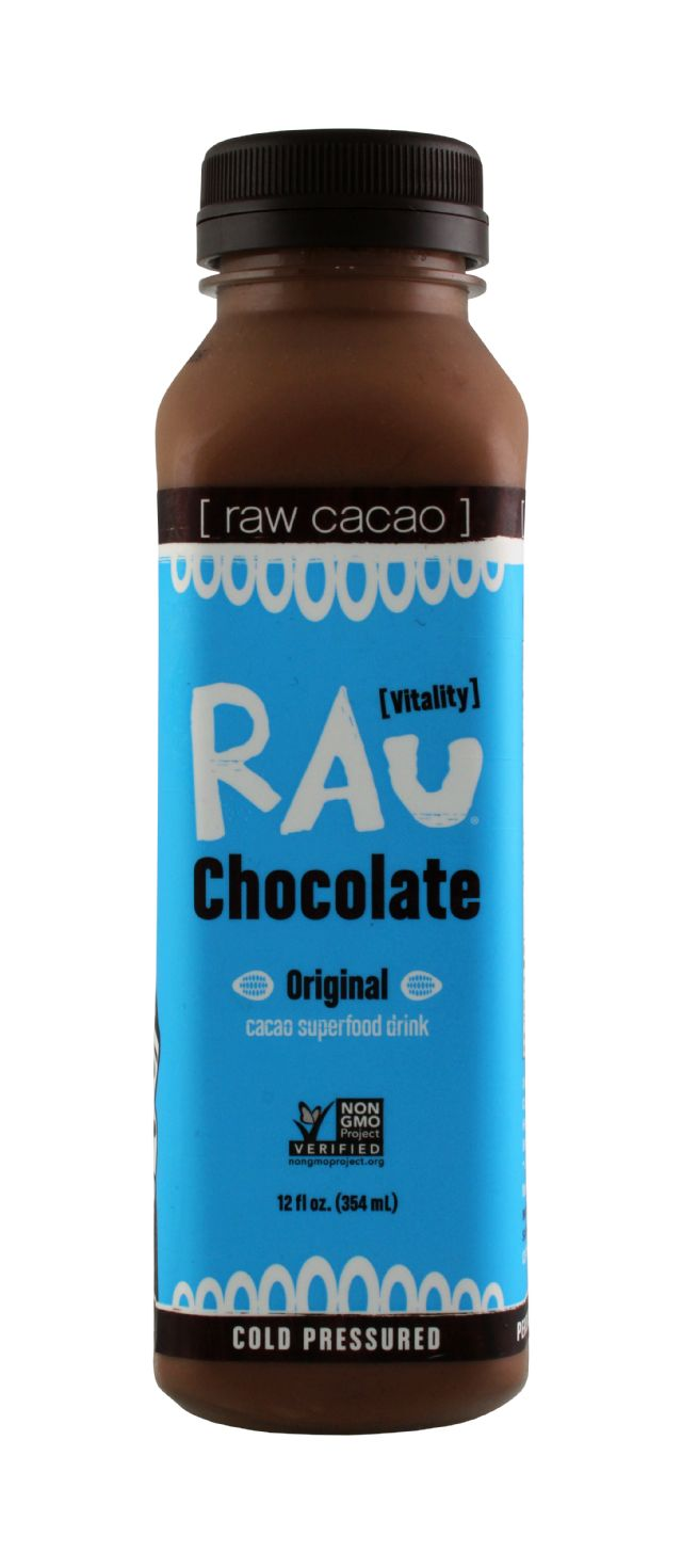 Rau Chocolate: Rau Original Front