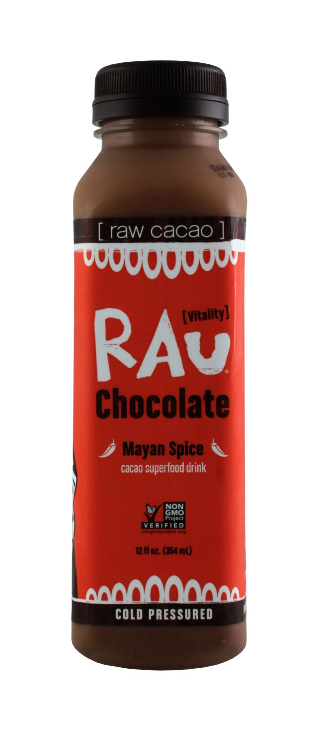 Rau Chocolate: Rau MayanSpice Front