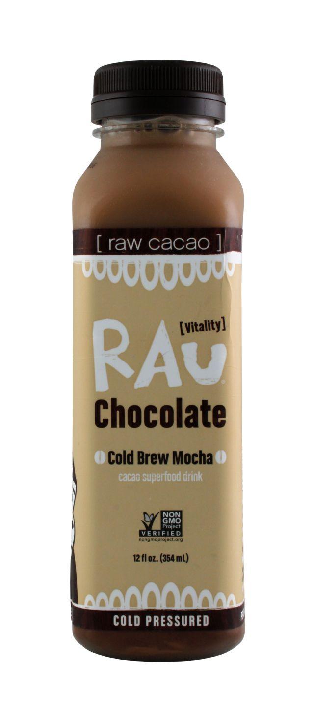 Rau Chocolate: Rau Mocha Front