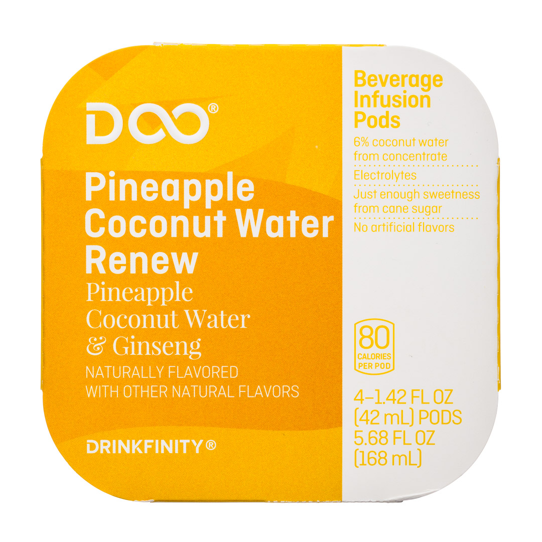 Pineapple Coconut Water Renew