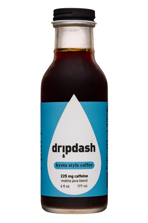 Dripdash: Dripdash-6oz-KyotoStyleCoffee-Front