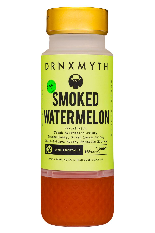 Smoked Watermelon