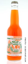 Orange Cow Creme Soda