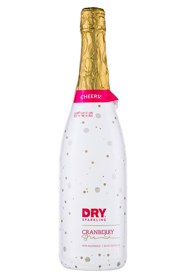 DRY Sparkling: DrySodaCo-Sparkling-25oz-Cranberry-Front