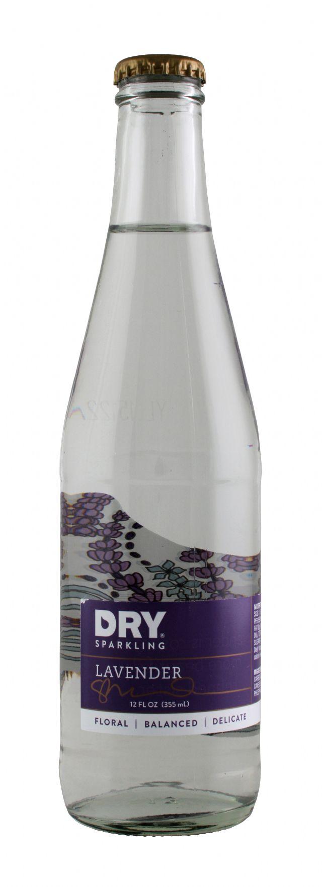 DRY Sparkling: DrySpark Lavender Front