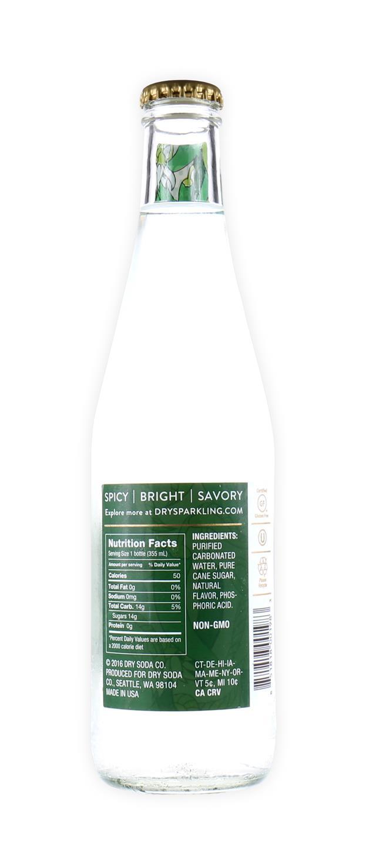 DRY Sparkling: DrySpark SerranoPepper Facts