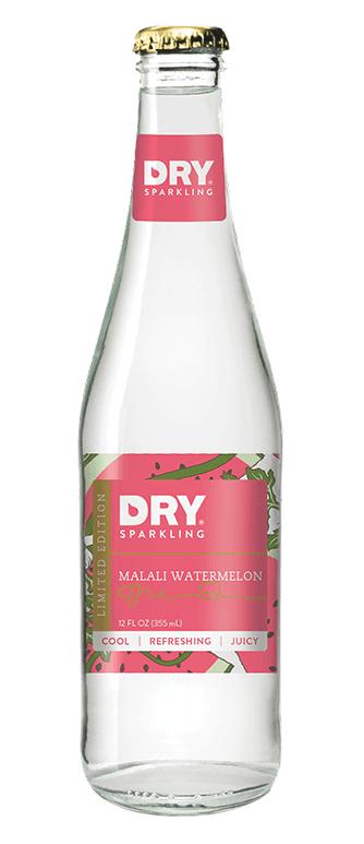 DRY Sparkling: DRYmalaliwatermelon_front