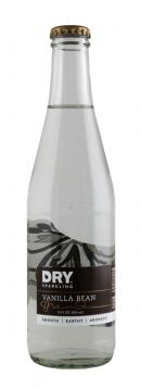 DRY Sparkling: DrySpark VanillaBean Front
