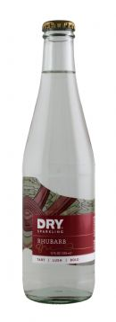 DRY Sparkling: DrySpark Rhubarb Front