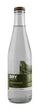 DRY Sparkling: DrySpark LemonGrass Front