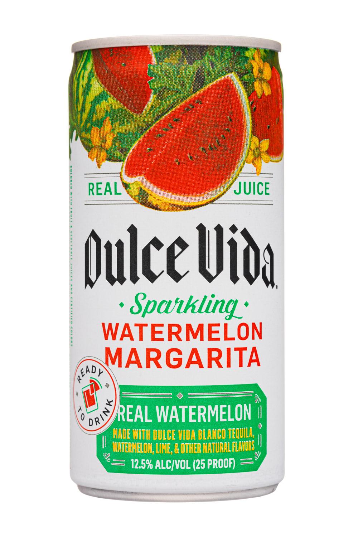 Dulce Vida Spirits: DulceVida-Sparkling-WatermelonMarg