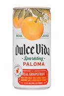 Dulce Vida Spirits: DulceVida-Sparkling-Paloma