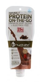 E-hydrate: Hydrate Chocolate Front