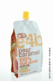 Pear Caramel