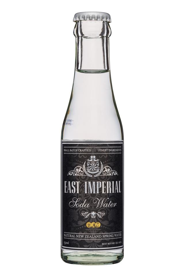 East Imperial: EastImperial-150ml-SodaWater-Front