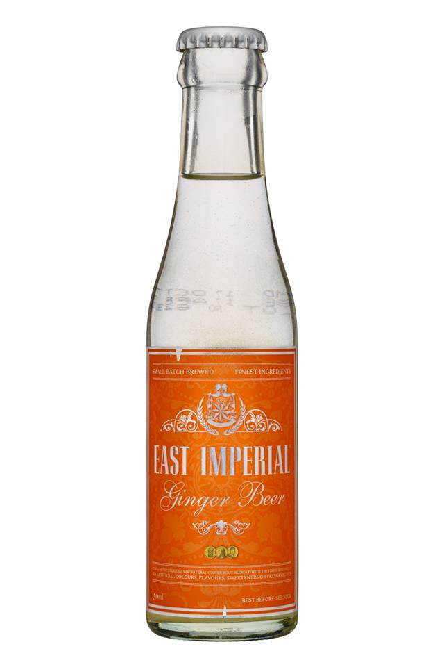 East Imperial: EastImperial-150ml-GingerBeer-Front