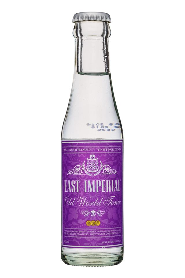 East Imperial: EastImperial-150ml-OldWorldTonic-Front
