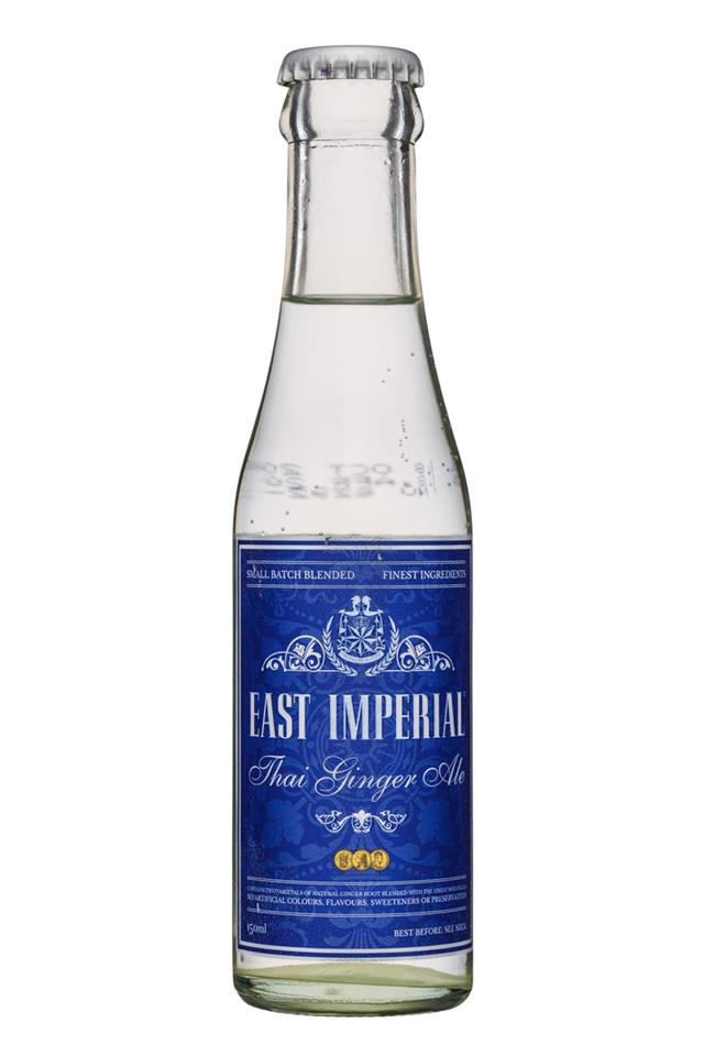 East Imperial: EastImperial-150ml-ThaiGingerAle-Front