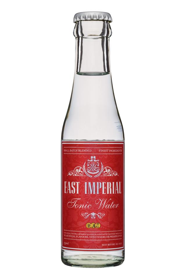 East Imperial: EastImperial-150ml-TonicWater-Front