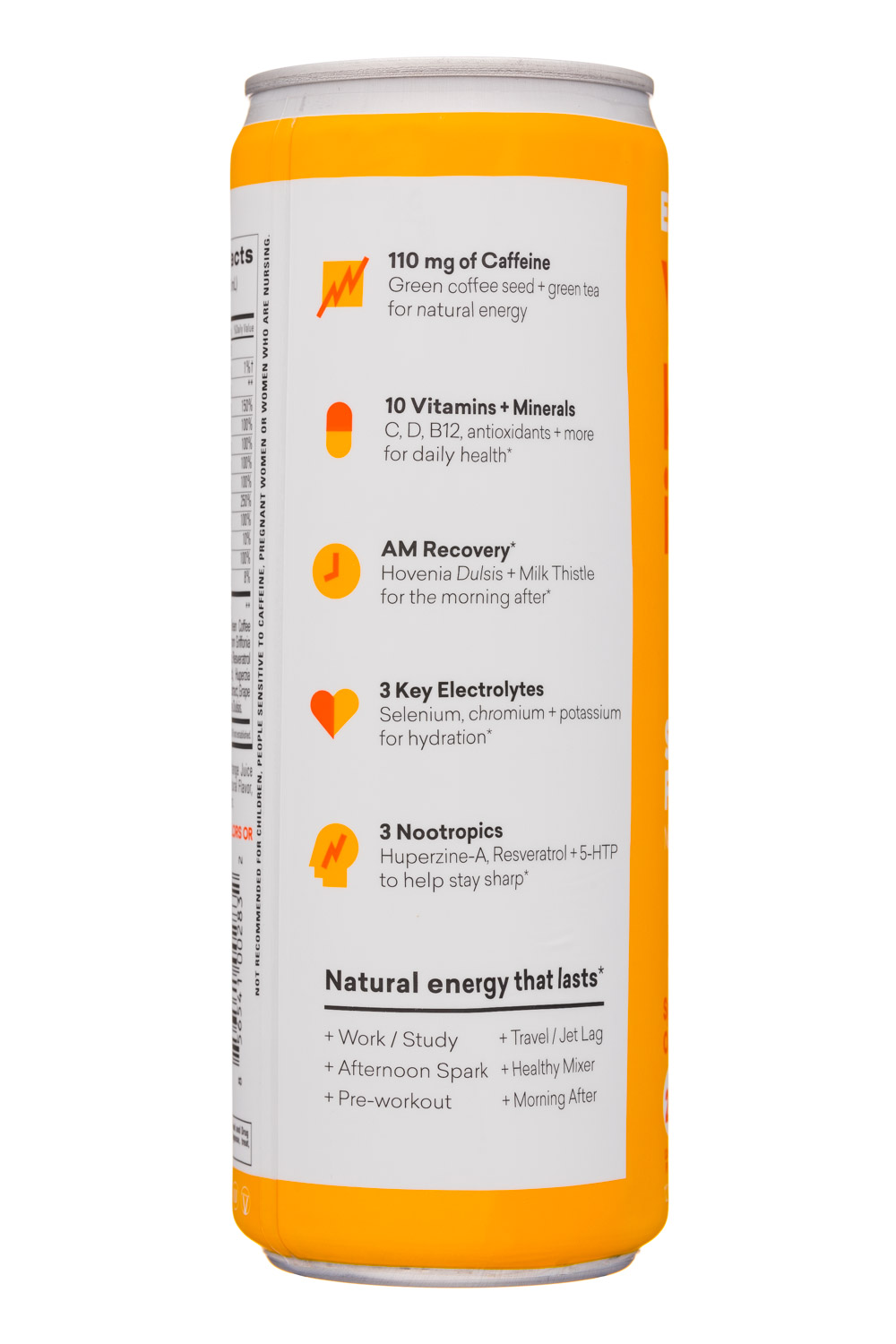 EBOOST: Boost-12oz-SuperFuel-OrangeMango-Facts