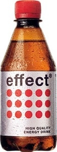 effect: effect 300ml oneway pet bottle