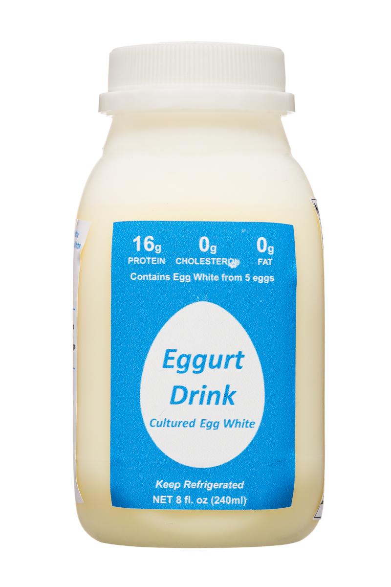 Eggurt Drink: EggurtDrink-8oz-Front