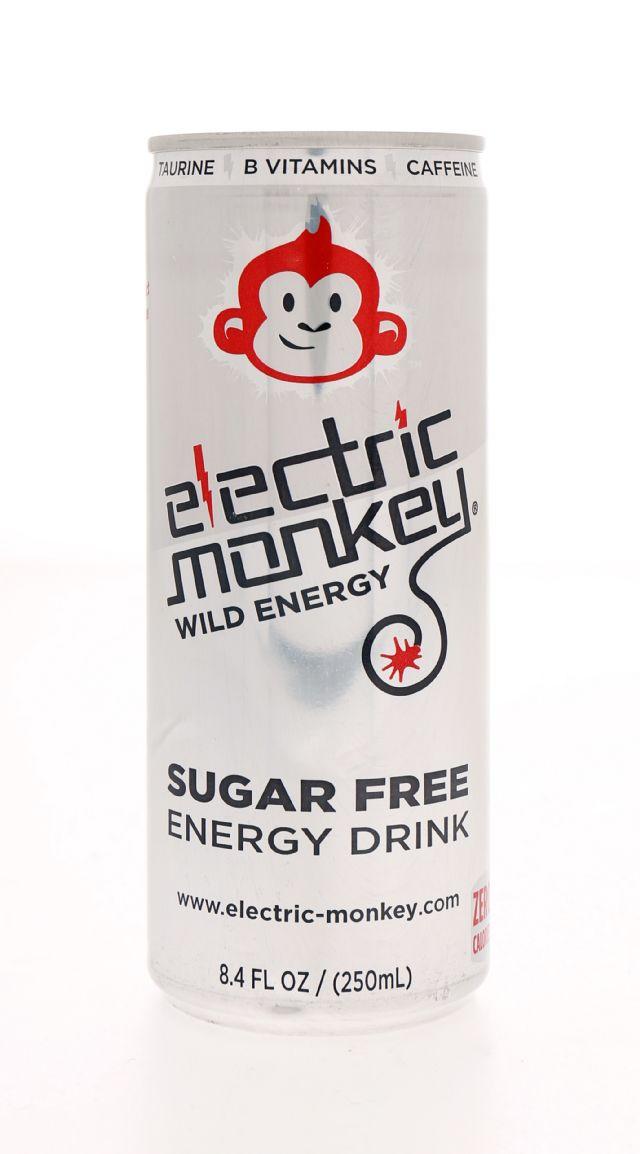 Electric Monkey: ElectricMonkey SMSugarFree Front