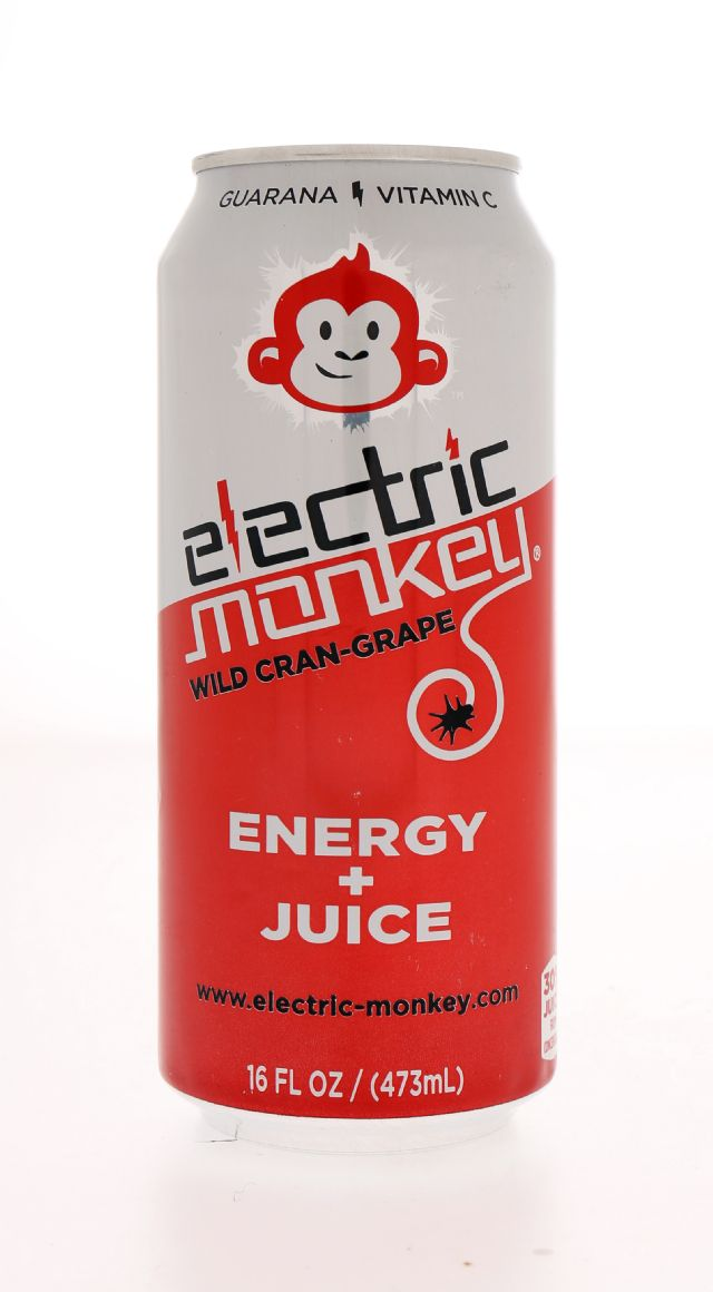 Electric Monkey: ElectricMonkey Juice Front