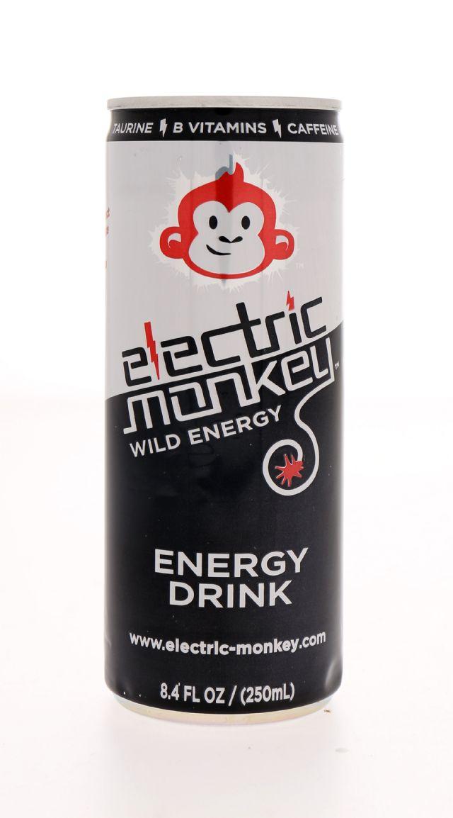 Electric Monkey: ElectricMonkey SMBlack Front