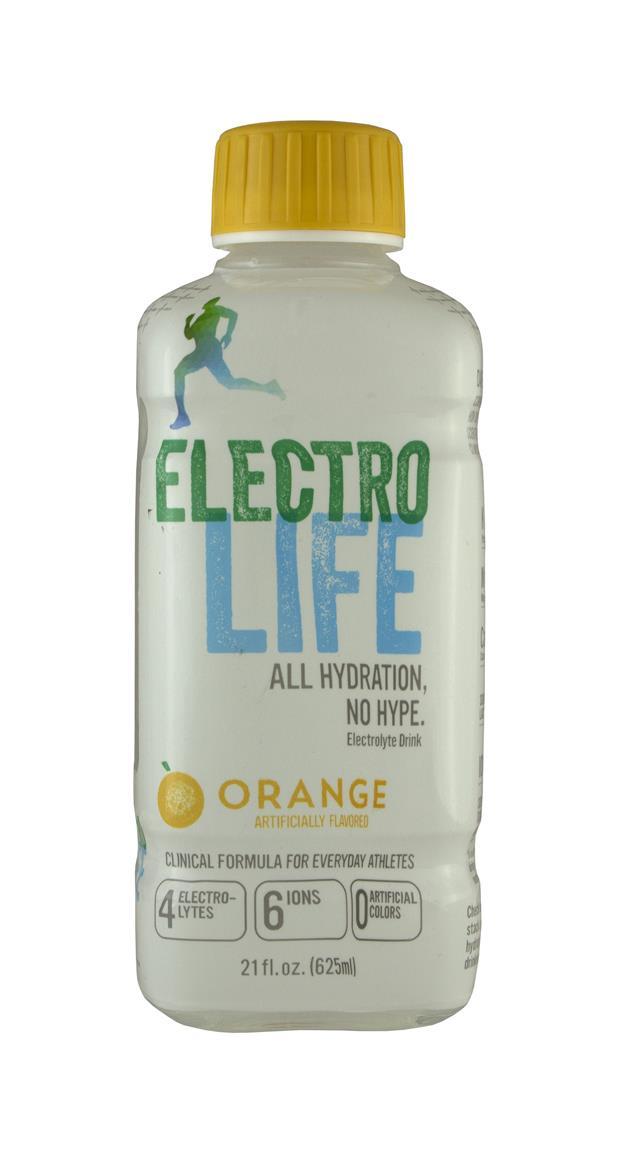 Electro Life: ElectroLife Orange Front