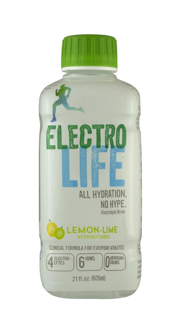 Electro Life: ElectroLife LemLime Front
