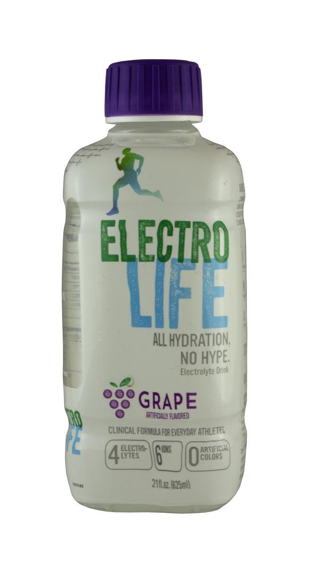 Electro Life: ElectroLife Grape Front