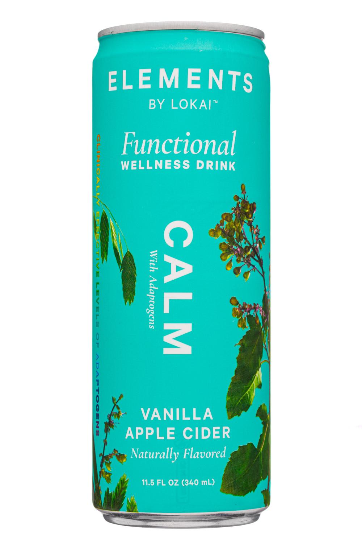 CALM Vanilla Apple Cider