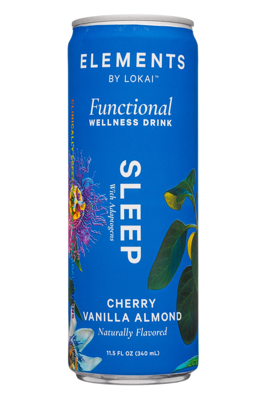 Elements by Lokai: ElementsByLokai-12oz-2020-WellDrink-Sleep-Front