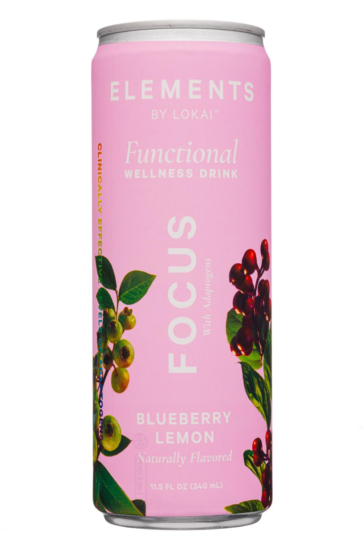 Elements by Lokai: ElementsByLokai-12oz-2020-WellDrink-Focus-Front