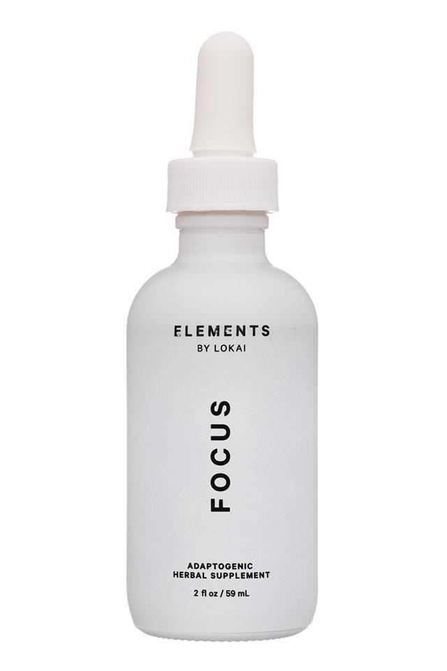 Elements by Lokai: ElementsByLokai-2oz-HerbalSupplement-Focus
