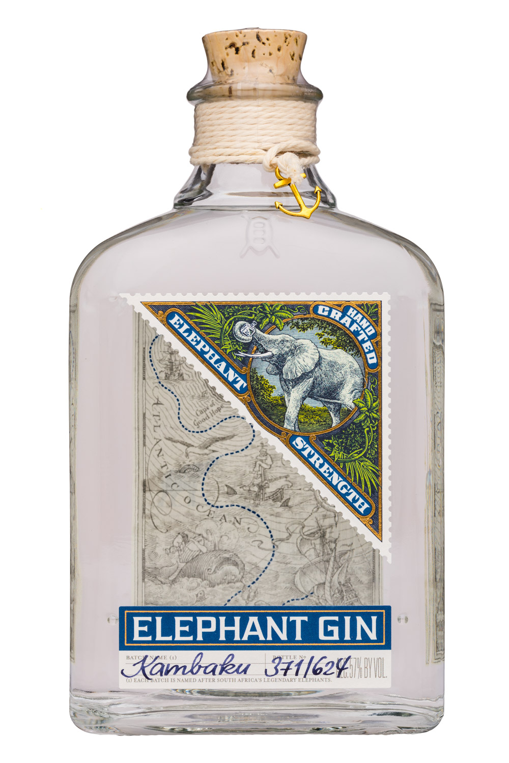Elephant Gin: ElephantGin-ElephantStrength