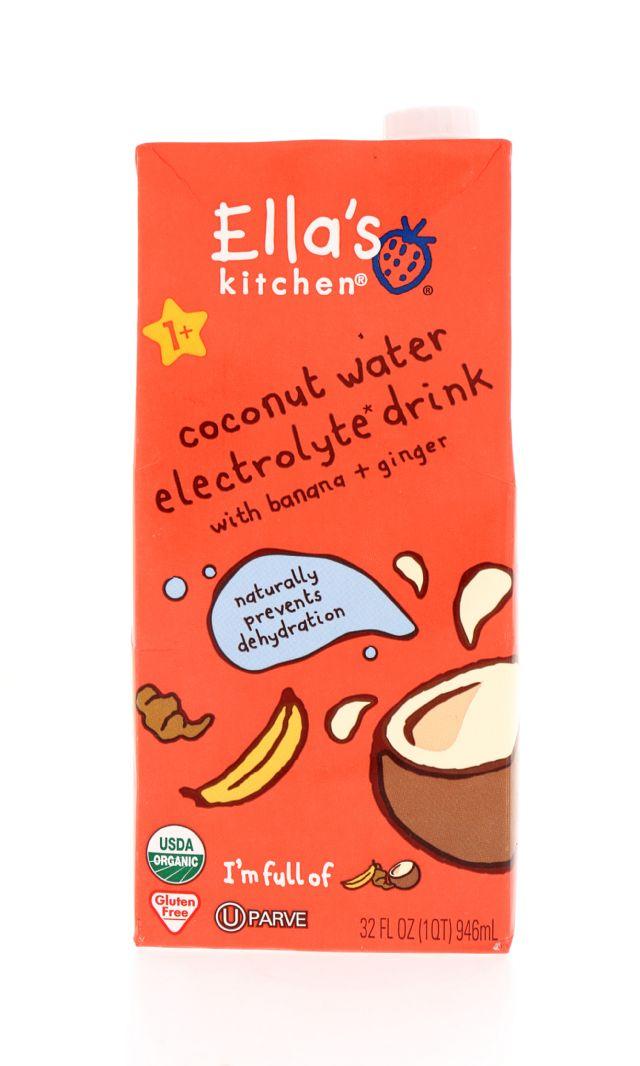 Ella's Kitchen: EllasKitchen BananaGinger Front