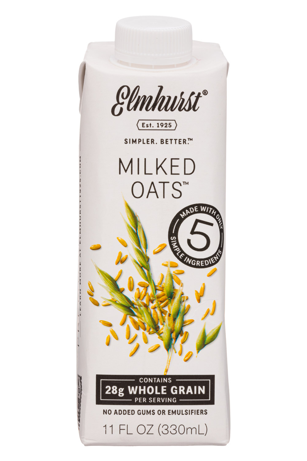 Milked Oats 2019