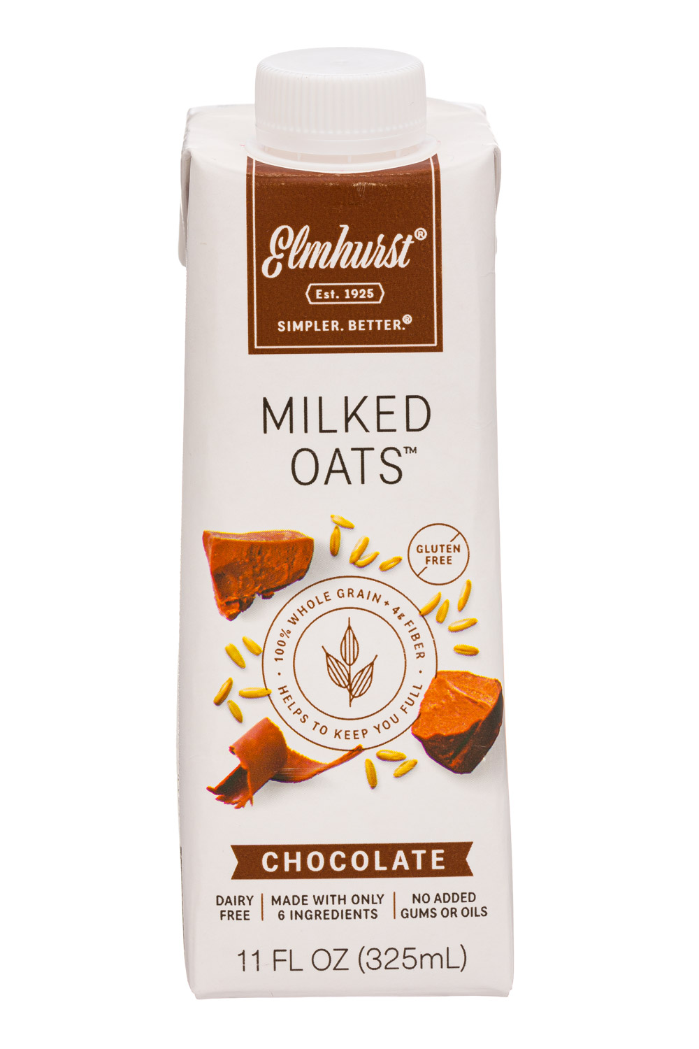 Milked Oats Chocolate 2020