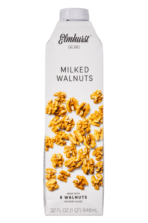 Milked Walnuts