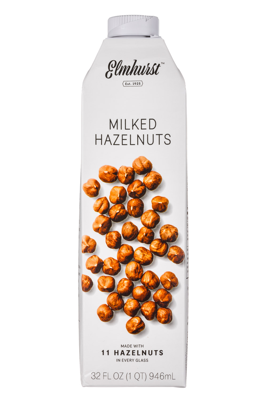 Elmhurst: Elmhurst-32oz-Milked-Hazelnuts-Front