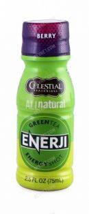 ENERJI Green Tea Energy Shot: